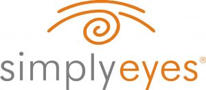 Simply Eyes Color Logo