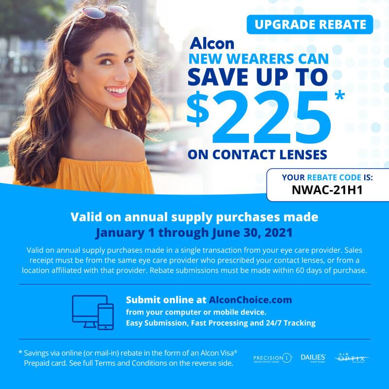 Alcon 1H2021 Rebates New Wearers2