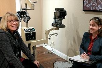 Visual Perceptual Evaluation Thumb