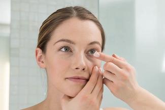 contact lenses thumbnail