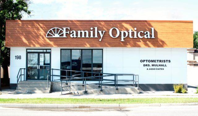 family optical exterior
