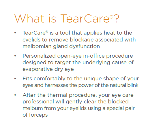 what is tear care
