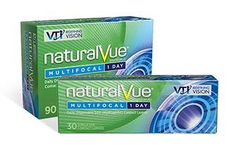 NaturalVue Contact Lenses Thumbnail