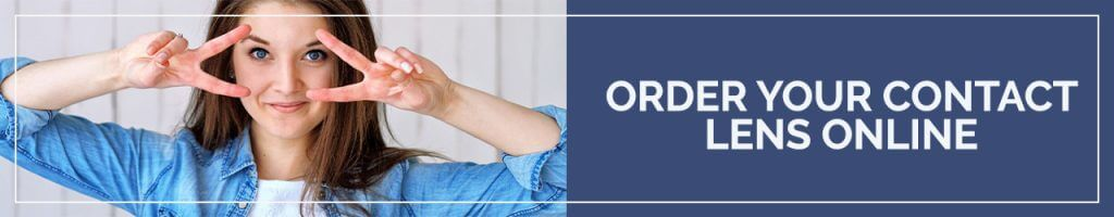 Order Contacts Online Banner 2