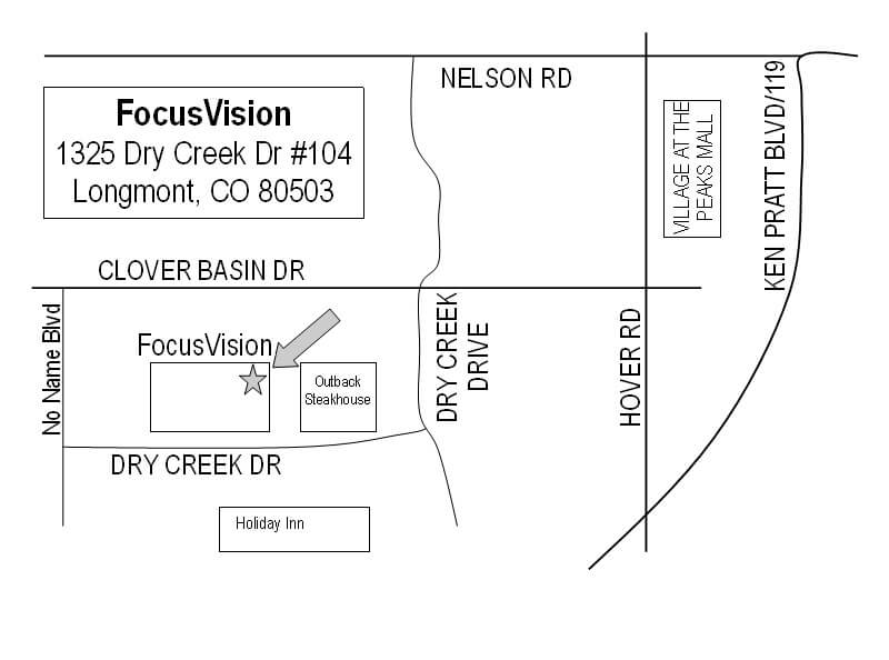 directions to fv
