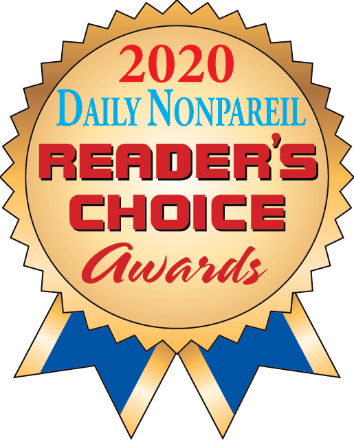 readers choice award 2020 VECTOR