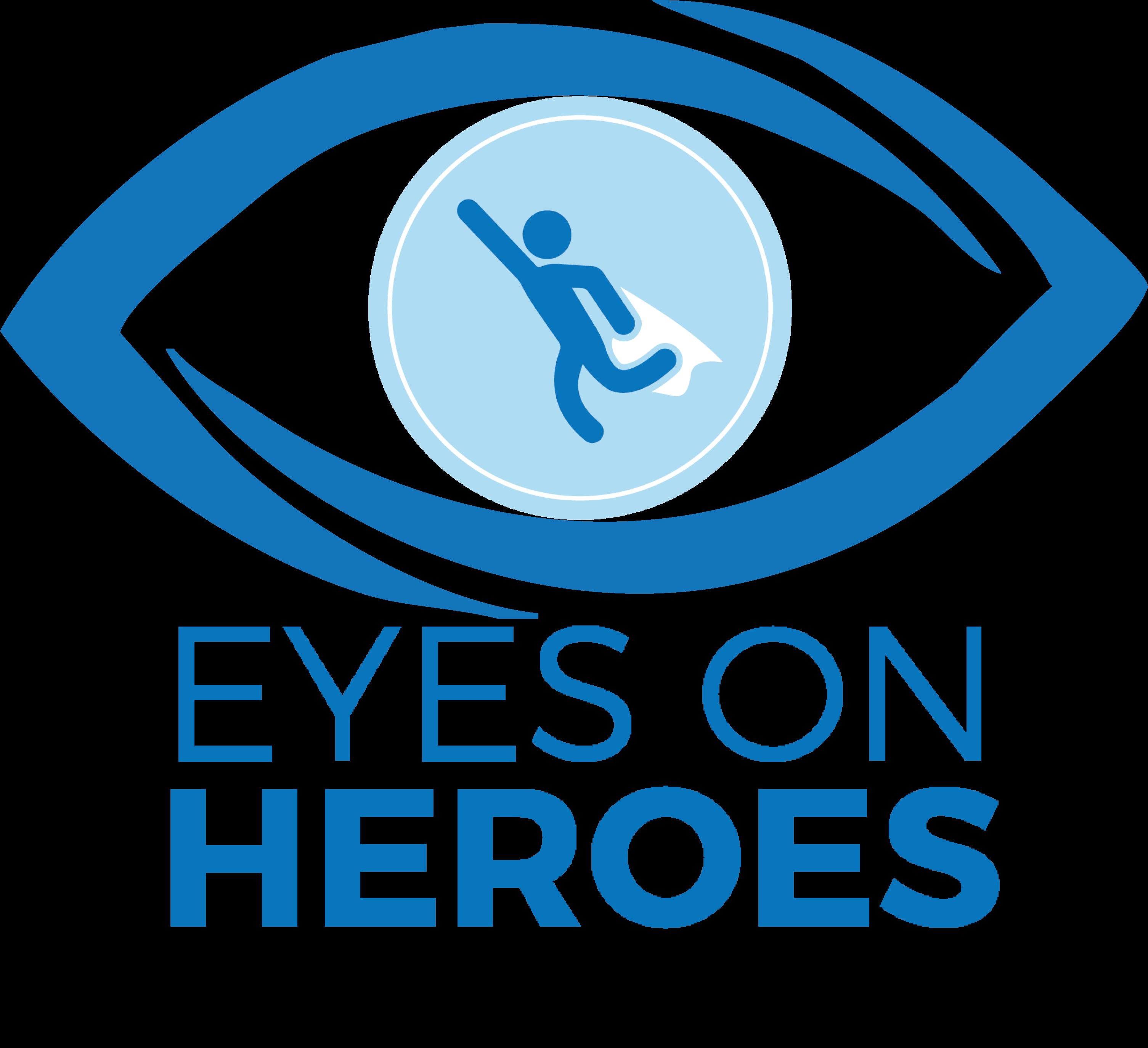 Eyes On Heroes Logo