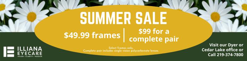 Summer 2021 sale website