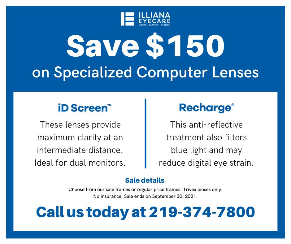 id Screen lens sale