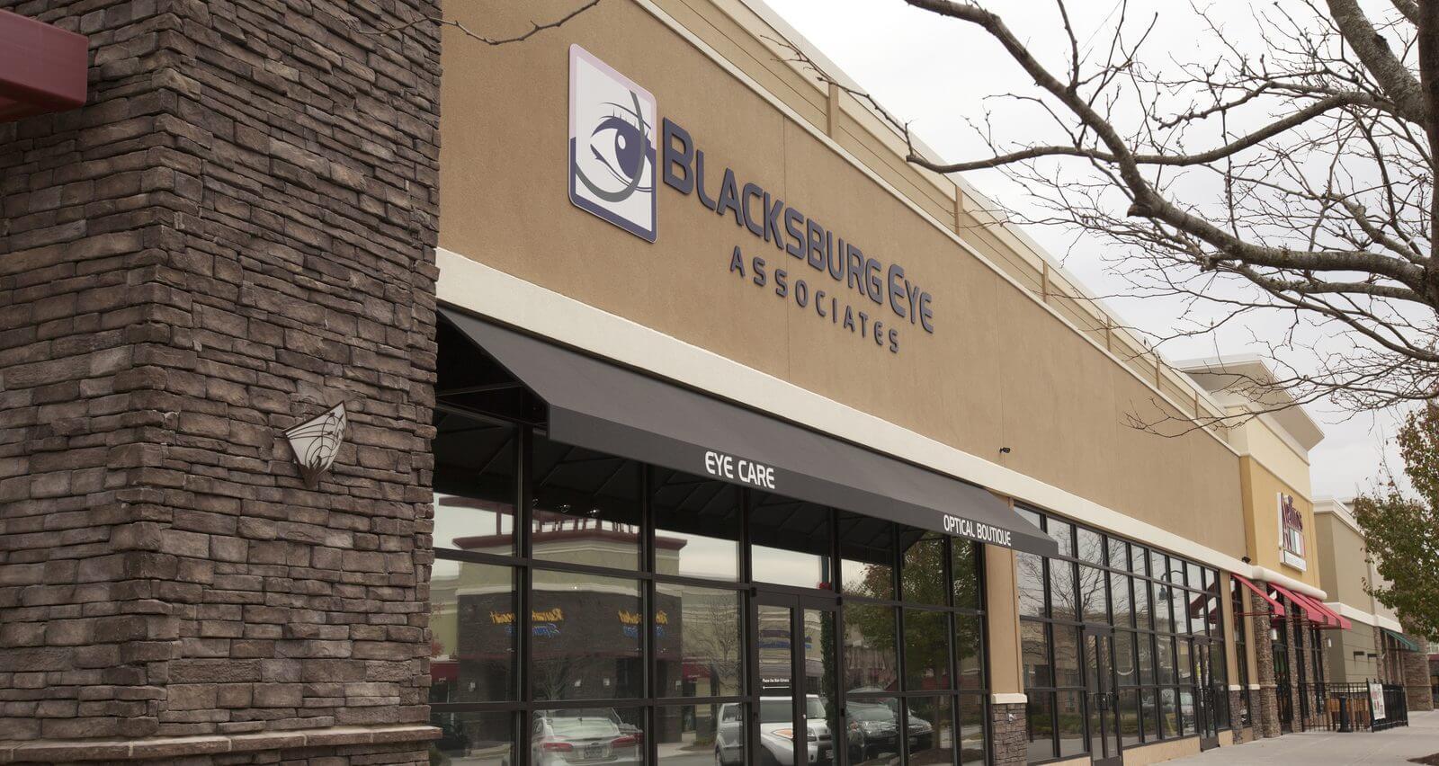 eye doctor in Blacksburg VA