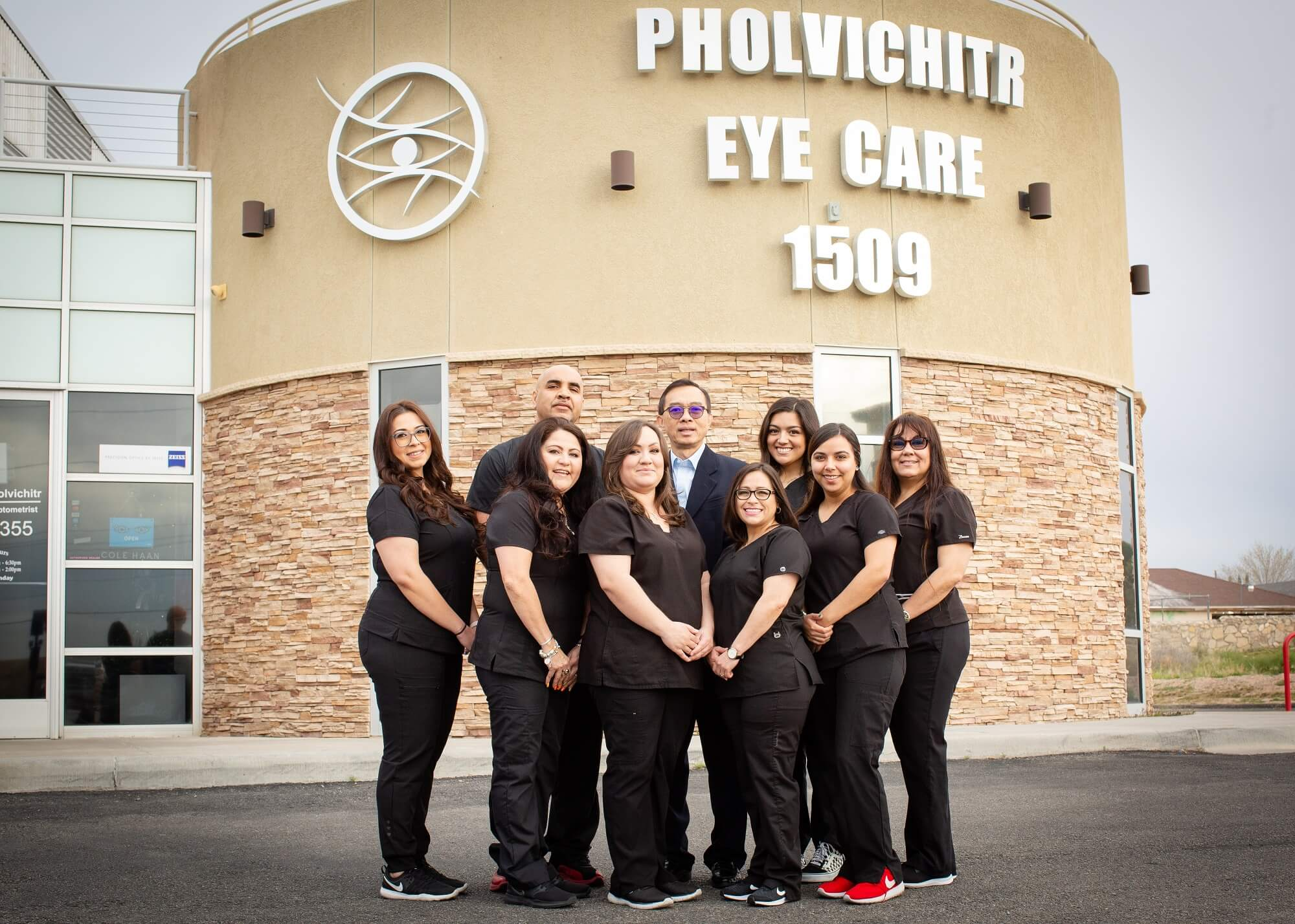 our optometry practice
