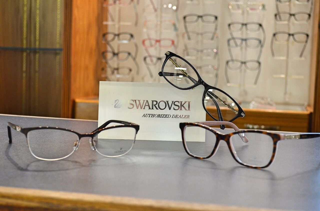 Eyeglasses in Princeton- Swarovski