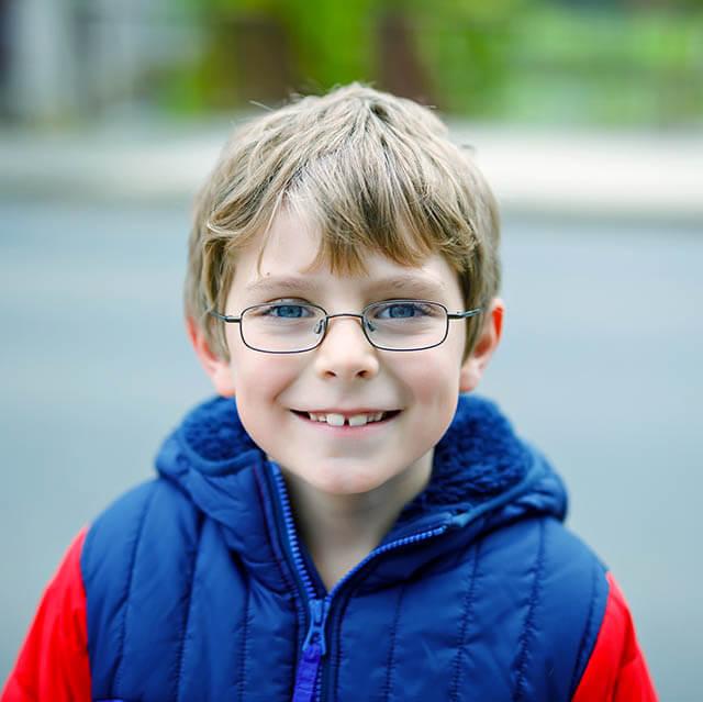 Young Boy Vest 1