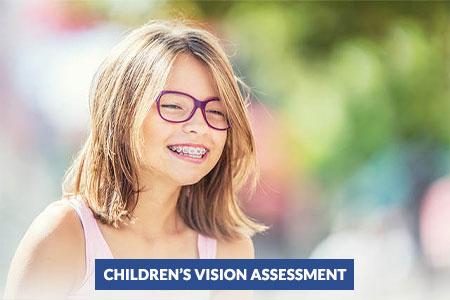 children vision assessment 450