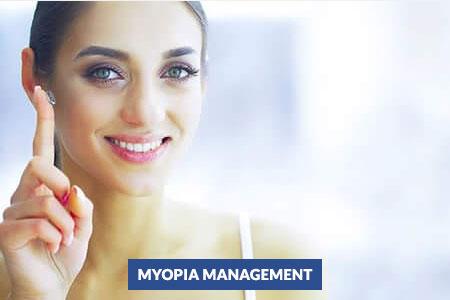 myopia management 450