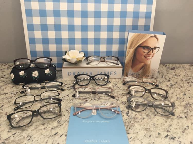 Draper James eyewear