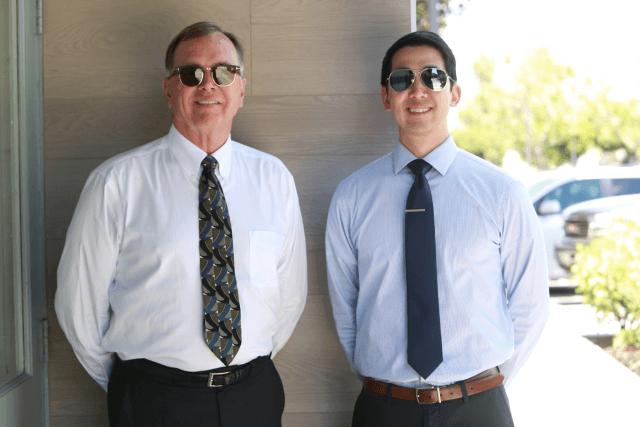 Dr. Gilbert and Dr. Lui   April 2019 (2)