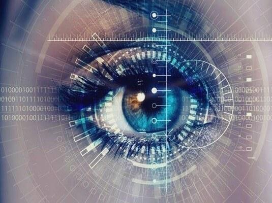 female eye closeup digital 535