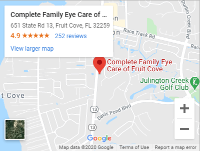 Complete Family Eye Care of Fruit Cove Google Maps