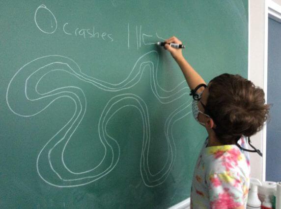 child vt exercise blackboard 2