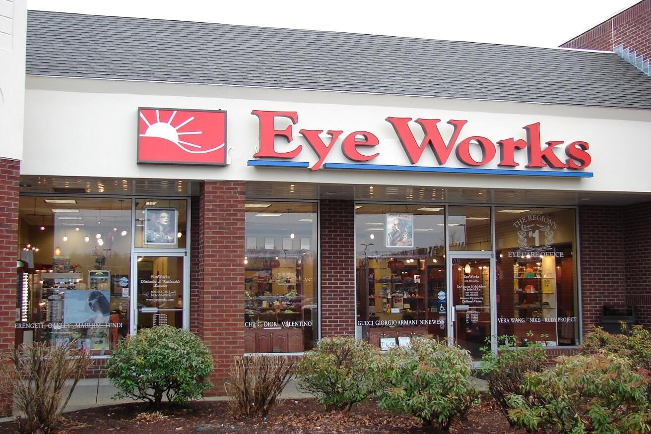 Eyeworks building
