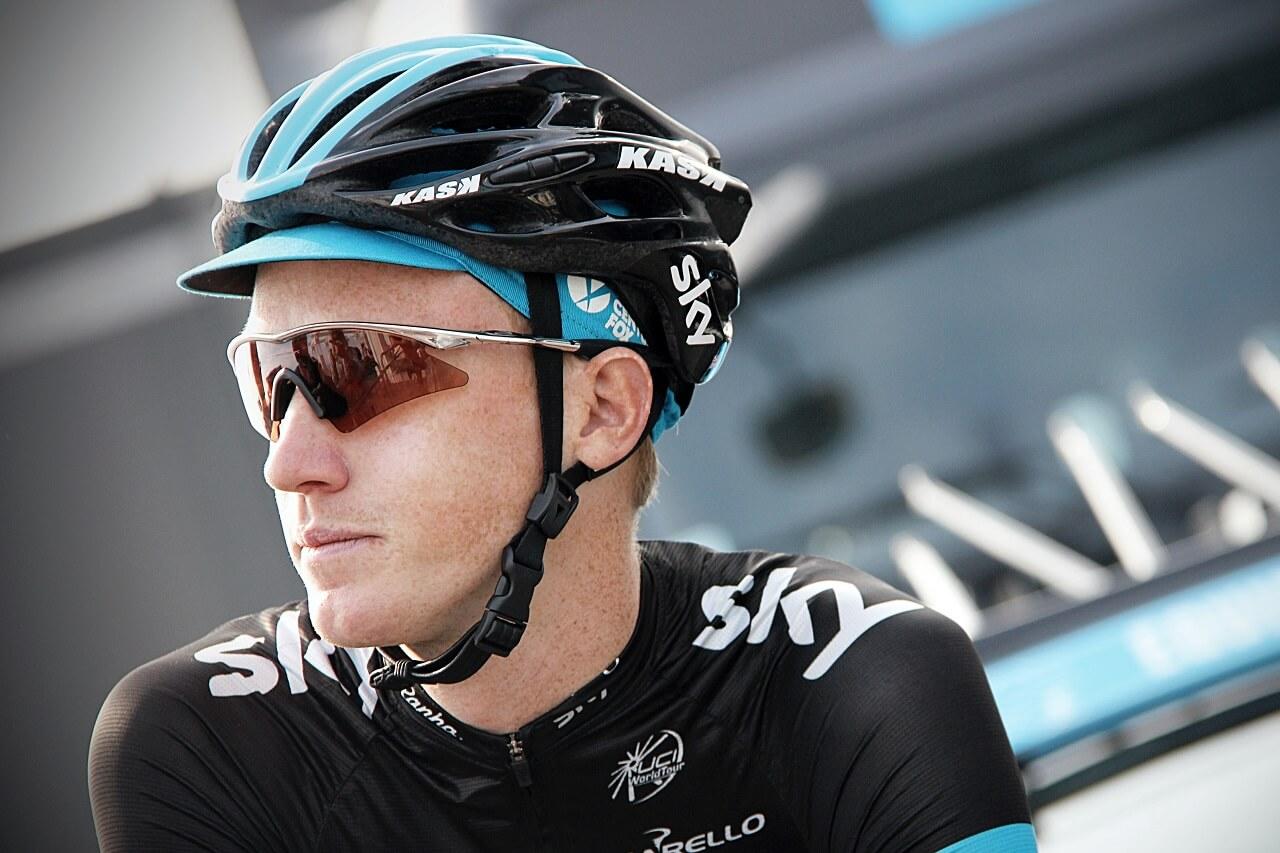cyclist helmet shades