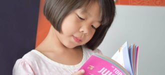 Asian Girl Reading Book 1280x480 330x150