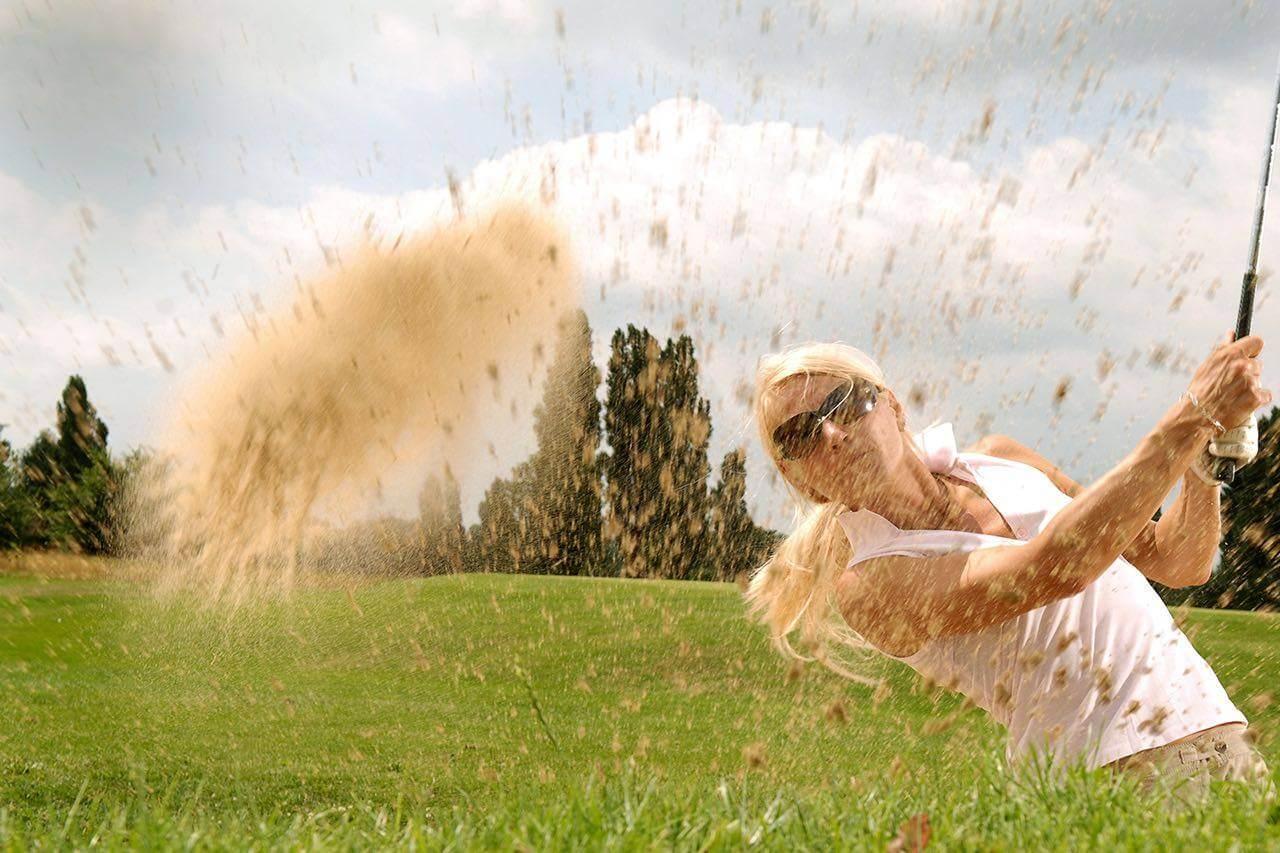 Sport golf sand med 1280×853