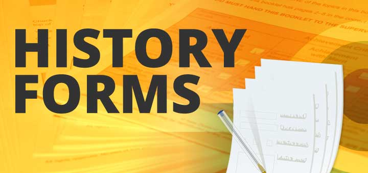 history forms1