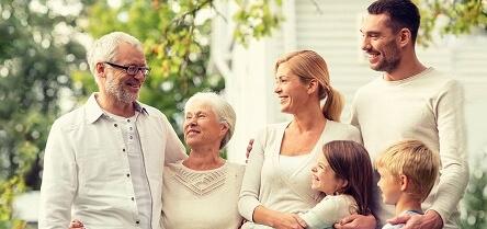 family multi generation