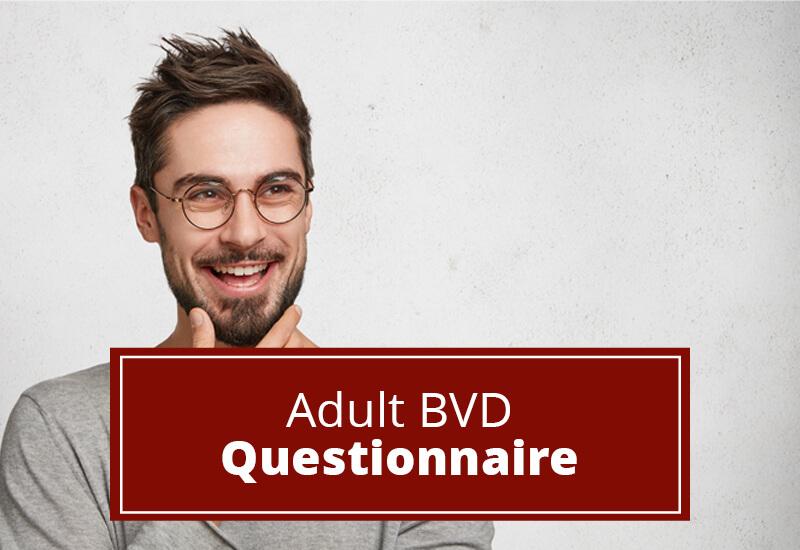 adult questionnaire