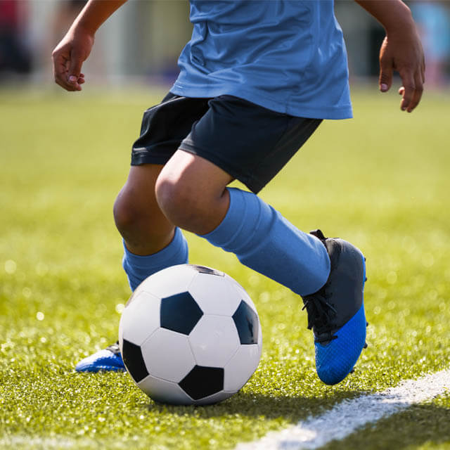 sport vision for soccer