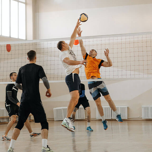 Volleyball 640×640