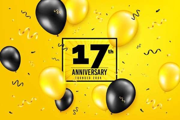 17th-Anniversary