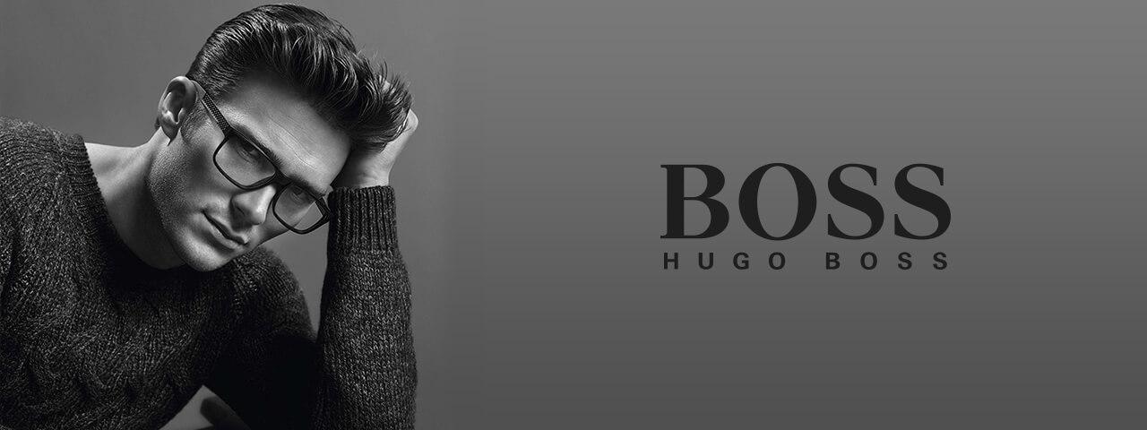 Hugo Boss Designer Eyeglass Frames