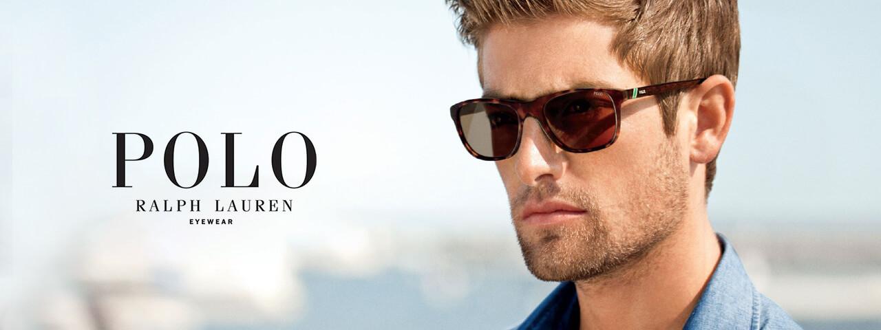 Family Wearing Polo Designer Eyeglass Frames