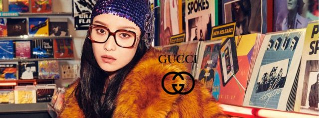Gucci Designer Eyeglass Frames