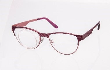 Clear Image Microscope Glasses for low vision