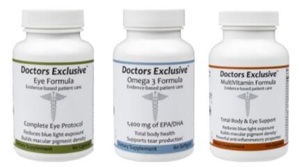 doctors exclusive vitamins