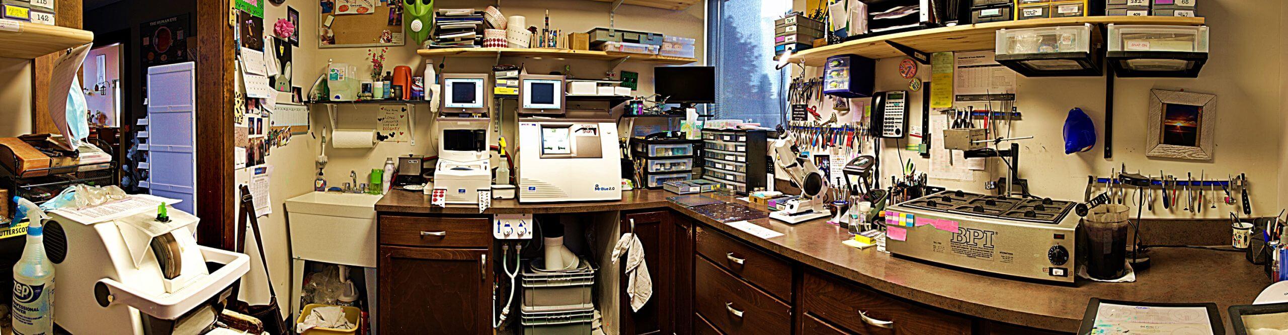 Stahl Optical Shop Panorama