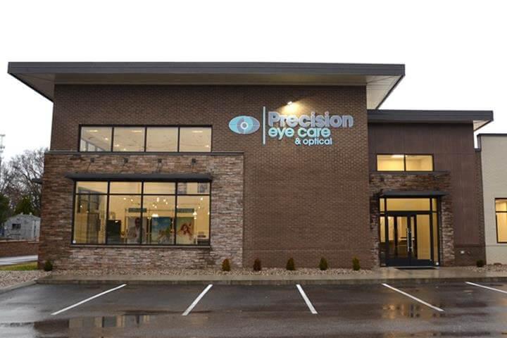 precision eye care 20