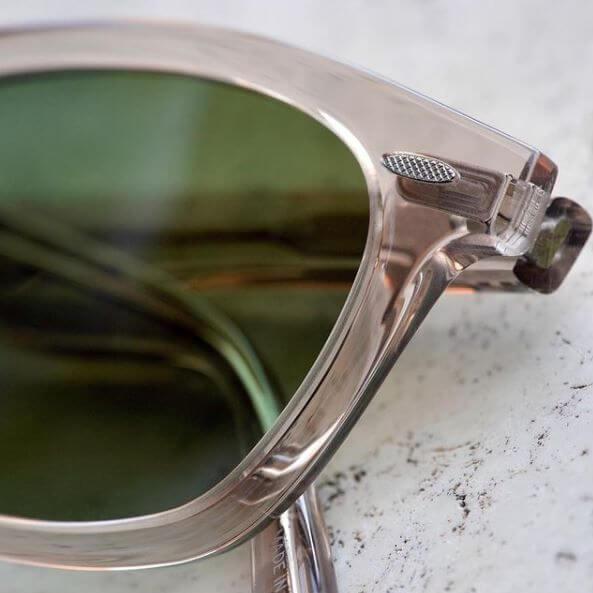 BARTON PERREIRA sunglasses hush bottle green 11 2020 284px