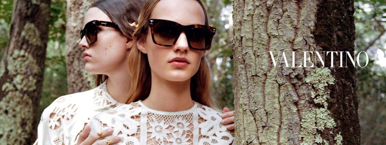 Valentino Designer Eyeglass Frames