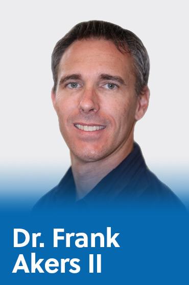 Dr. Frank Akers II