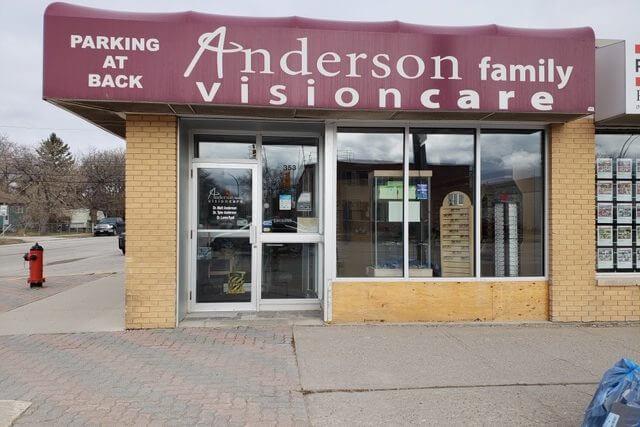 Optometrists & Optical Store in Selkirk, Manitoba
