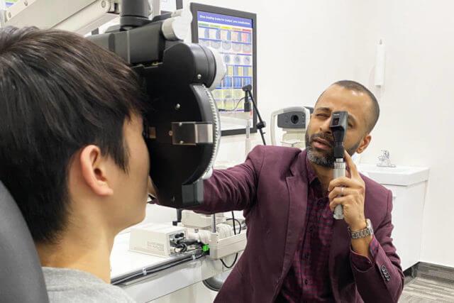 Eye Exam Thornhill 640x427