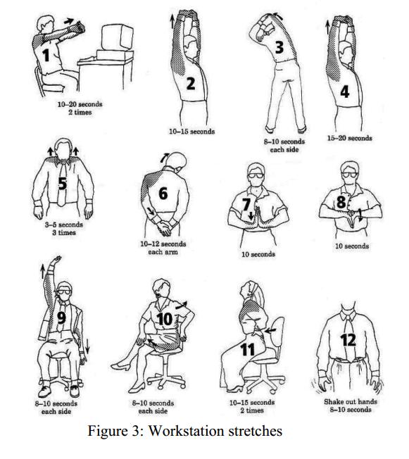 Workstation Stretches