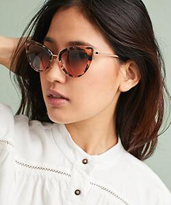 Model wearing ETNIA BARCELONA sunglasses