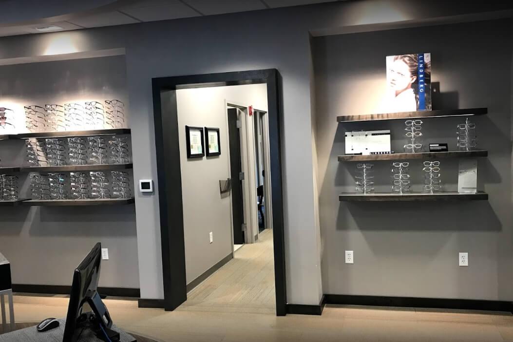 glasses office