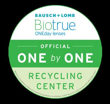official recycling center logo